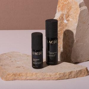 LAST Healthy aging skincare - Good Evening - PHA Exfoliating Toner and Skin Repair Serum